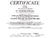 certificareiso18001